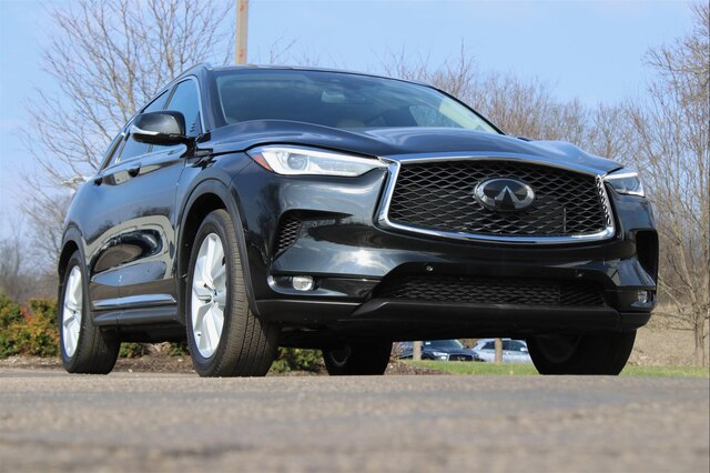 Pre-Owned 2019 INFINITI QX50 ESSENTIAL PROASSIST PROACTIVE
