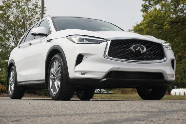 Pre-Owned 2019 INFINITI QX50 ESSENTIAL PROASSIST PREMIUM HEAT PREMIUM AUDIO