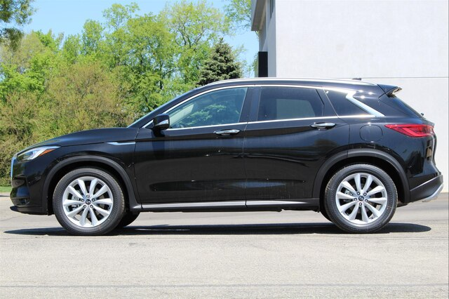 Dreyer  Reinbold Infiniti Indianapolis In >> New 2019 INFINITI QX50 ESSENTIAL AWD Crossover in Indianapolis #19165 | Dreyer & Reinbold INFINITI