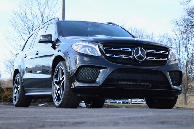 Pre-Owned 2019 Mercedes-Benz GLS 550