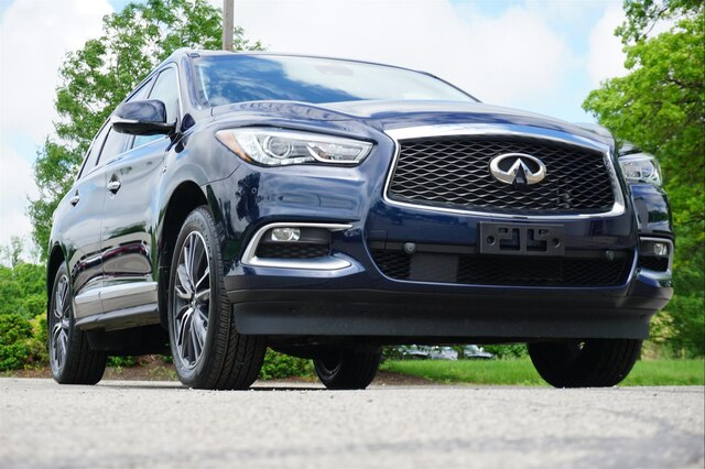 Pre Owned 2016 Infiniti Qx60 Premium Plus Deluxe Technology