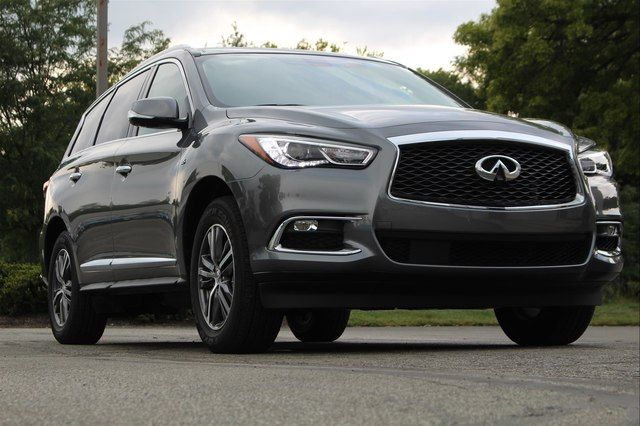 Purchase - 2018 INFINITI QX60 AWD