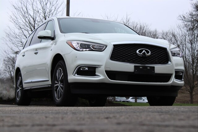 Pre-Owned 2017 INFINITI QX60 PREMIUM PREMIUM PLUS THEATER