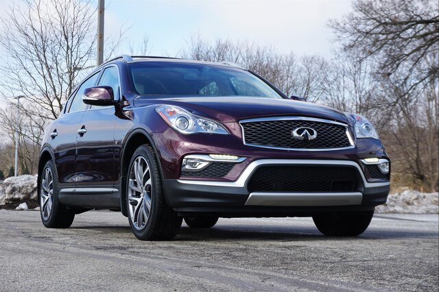 Pre Owned 2017 Infiniti Qx50 Premium Plus Deluxe Touring Technology