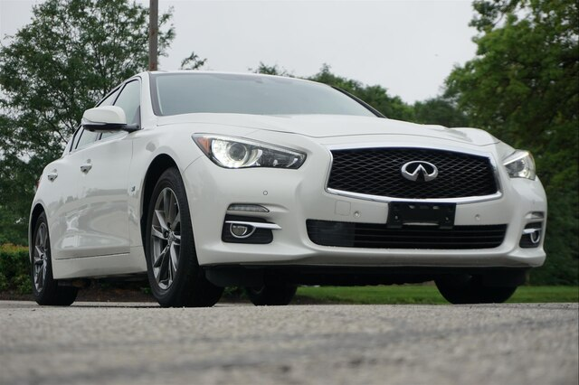 Pre-Owned 2015 INFINITI Q50 PREMIUM NAVIGATION DELUXE TOURING TECHNOLOGY