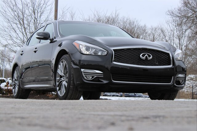 Certified Pre-Owned 2019 INFINITI Q70L 3.7X LUXE PREMIUM SELECT