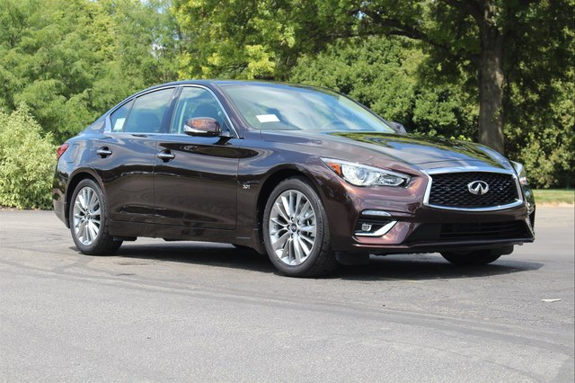 Purchase - 2018 INFINITI Q50 AWD