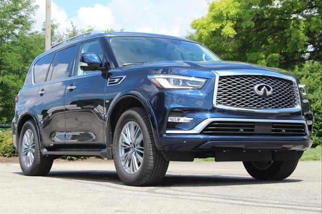 Purchase -  2018 INFINITI QX80 AWD