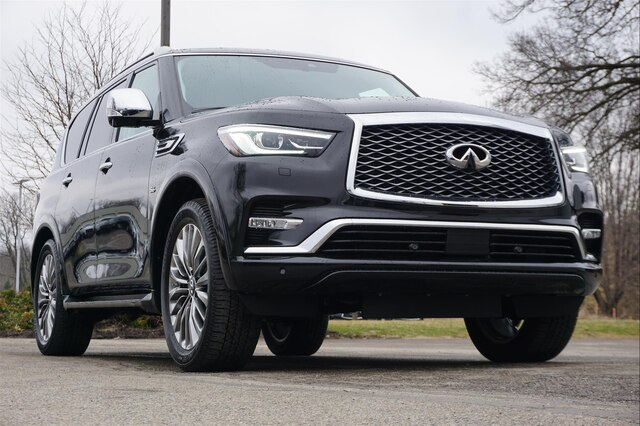 Pre-Owned 2018 INFINITI QX80 DRIVERS ASSIST THEATER DELXUE TECHNOLOGY