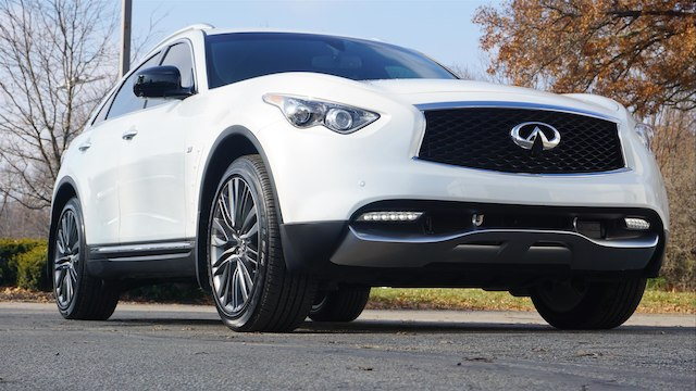 Pre Owned 2017 Infiniti Qx70 Limited Technology