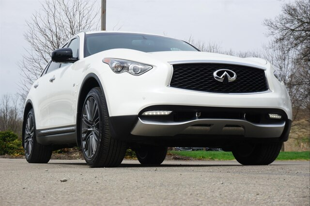Pre Owned 2017 Infiniti Qx70 Limited