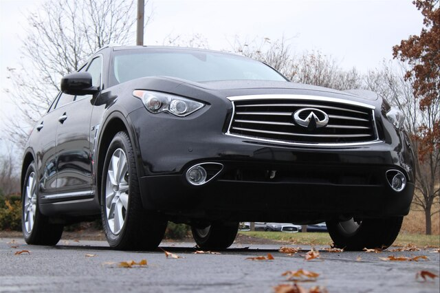 Pre-Owned 2014 INFINITI QX70 PREMIUM DELUXE TOURING TECHNOLOGY