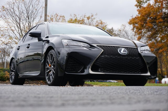 Pre-Owned 2016 Lexus GS F