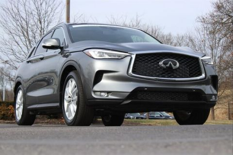 Certified Pre-Owned 2019 INFINITI QX50 ESSENTIAL PROASSIST PREMIUM HEAT PREMIUM AUDIO