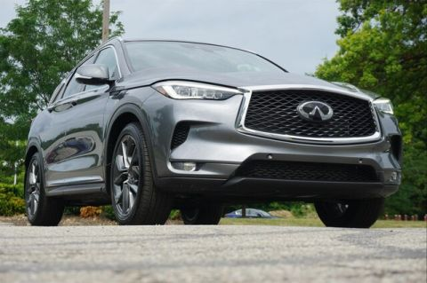 Pre-Owned 2019 INFINITI QX50 ESSENTIAL SENSORY PROASSIST