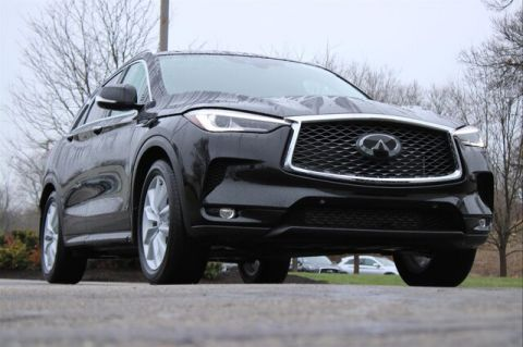Certified Pre-Owned 2019 INFINITI QX50 ESSENTIAL PROASSIST PREMIUM HEAT