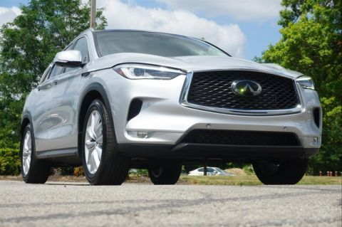 Pre-Owned 2019 INFINITI QX50 ESSENTIAL PROASSIST PROACTIVE PREMIUM HEAT