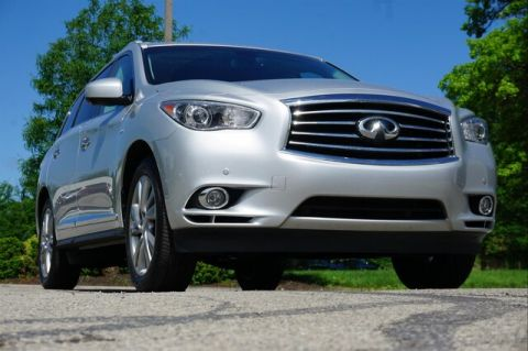 Pre-Owned 2015 INFINITI QX60 PREMIUM PREMIUM PLUS THEATER DELUXE TOURING