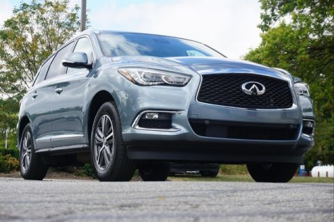 Pre-Owned 2019 INFINITI QX60 LUXE ESSENTIAL PROASSIST