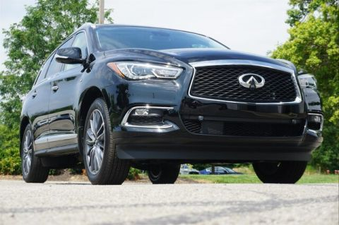 Pre-Owned 2019 INFINITI QX60 LUXE SENSORY PROACTIVE THEATER