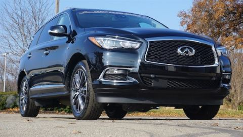 Certified Pre-Owned 2018 INFINITI QX60 PREMIUM PLUS THEATER DELUXE TECHNOLOGY