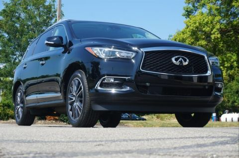 Pre-Owned 2018 INFINITI QX60 PREMIUM PREMIUM PLUS DELUXE TECHNOLOGY