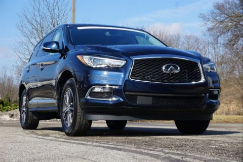 Certified Pre-Owned 2018 INFINITI QX60 PREMIUM PREMIUM PLUS