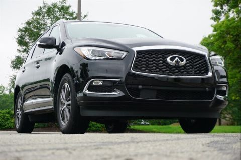 Certified Pre-Owned 2018 INFINITI QX60 PREMIUM PREMIUM PLUS DRIVERS ASSIST