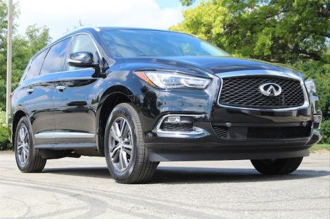 Pre-Owned 2018 INFINITI QX60 PREMIUM PREMIUM PLUS DRIVRS ASSIST