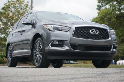 Pre-Owned 2019 INFINITI QX60 LUXE ESSENTIAL SENSORY PROACTIVE