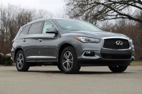 New 2018 INFINITI QX60 3.5 AWD