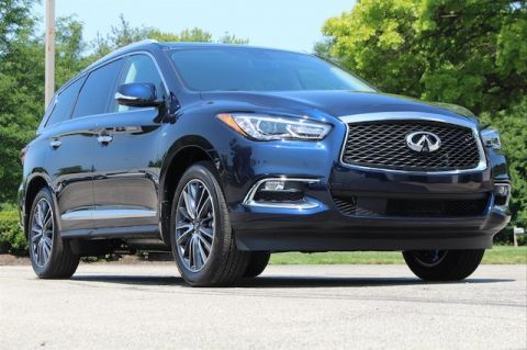 Pre-Owned 2018 INFINITI QX60 PREMIUM PREMIUM PLUS 20 WHEELS""