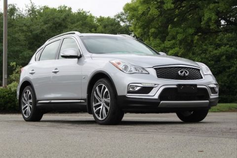 Pre-Owned 2017 INFINITI QX50 PREMIUM PLUS DELUXE TOURING TECHNOLOGY