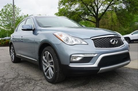 Pre-Owned 2016 INFINITI QX50 PREMIUM PLUS DELUXE TOURING TECHNOLOGY