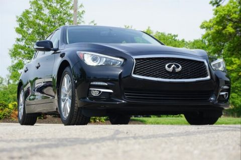 Pre-Owned 2015 INFINITI Q50 PREMIUM NAVIGATION