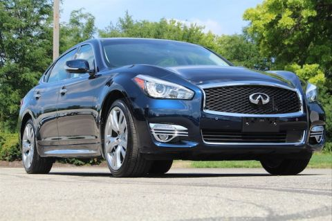 Pre-Owned 2018 INFINITI Q70L 3.7X LUXE ESSENTIAL SENSORY PROACTIVE