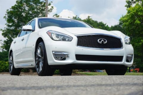Pre-Owned 2019 INFINITI Q70L 3.7X LUXE PREMIUM SELECT