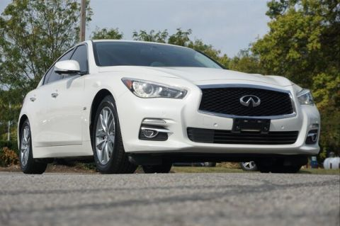 Pre-Owned 2016 INFINITI Q50 3.0t PREMIUM PREMIUM PLUS DRIVER ASSIST
