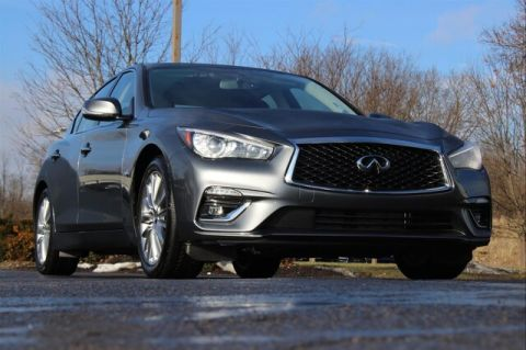 Pre-Owned 2019 INFINITI Q50 3.0t LUXE ESSENTIAL