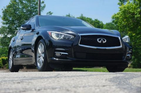 Pre-Owned 2017 INFINITI Q50 3.0t PREMIUM PLUS DRIVERS ASSIST
