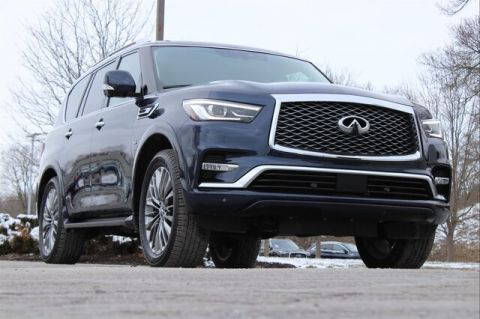 Pre-Owned 2019 INFINITI QX80 LUXE PROASSIST 22 WHEELS""