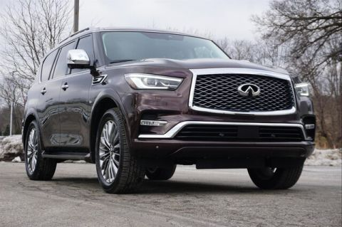 Pre-Owned 2018 INFINITI QX80 DRIVERS ASSIST THEATER DELUXE TECHNOLOGY