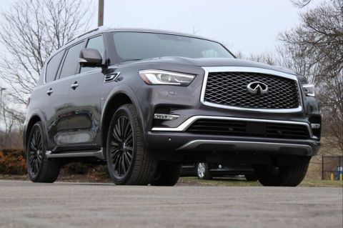 Pre-Owned 2019 INFINITI QX80 LIMITED