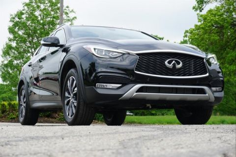Pre-Owned 2018 INFINITI QX30 PREMIUM NAVIGATION MOONROOF