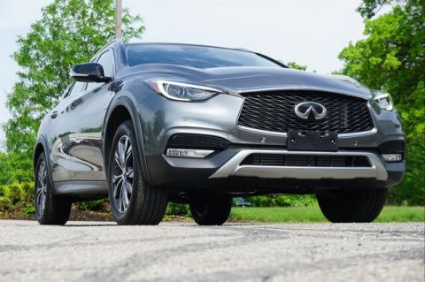 Pre-Owned 2017 INFINITI QX30 PREMIUM NAVIGATION TECHNOLOGY