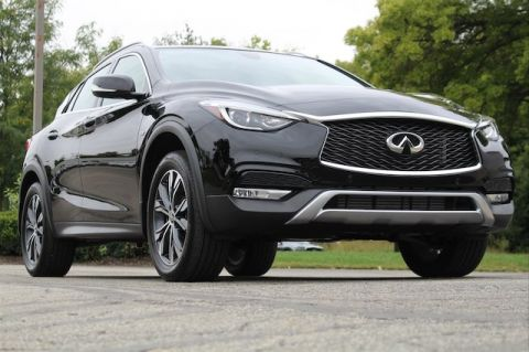 Pre-Owned 2018 INFINITI QX30 ESSENTIAL PROASSIST